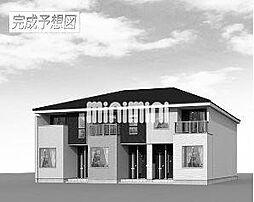 ひまわりII[2階]の外観