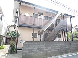 さかえ荘[201号室]の外観
