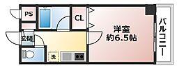 美章園駅 4.8万円