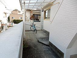 エモン山科[102号室]の外観
