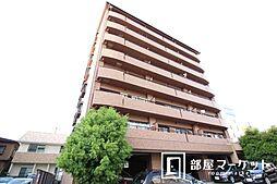 愛知県豊田市若宮町2丁目の賃貸マンションの外観