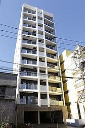 東京都江東区新大橋2丁目の賃貸マンションの外観