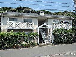 福岡県北九州市八幡西区則松1丁目の賃貸アパートの外観