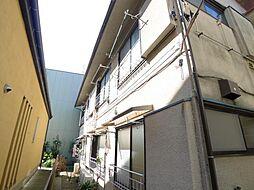 第二八千代[2階]の外観
