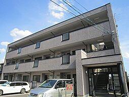 タツミA・B[1階]の外観