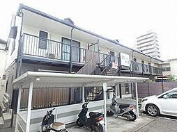 広島県広島市安佐南区祇園1丁目の賃貸アパートの外観