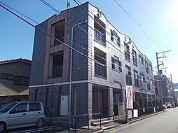 神奈川県小田原市上新田の賃貸マンションの外観