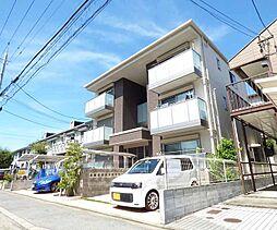 京都府京都市北区大将軍南一条町の賃貸マンションの外観