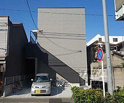 JR東海道・山陽本線 西大路駅 徒歩6分の賃貸アパート