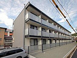 広島県尾道市西則末町の賃貸アパートの外観