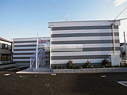 レオパレスリーベ[2階]の外観