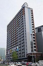 福岡県福岡市中央区清川1丁目の賃貸マンションの外観
