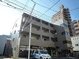 広島県広島市中区榎町の賃貸マンションの外観