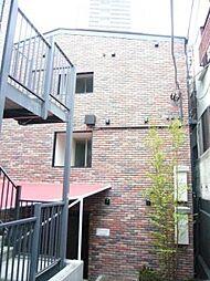 東京都渋谷区代官山町の賃貸マンションの外観