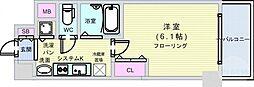 堺筋本町駅 5.9万円