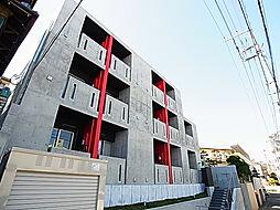 フォセット松戸・上本郷[304号室]の外観