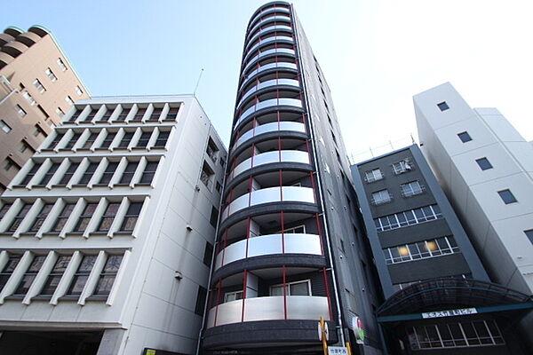 グランドポレストーネ竹屋 11階の賃貸【広島県 / 広島市中区】