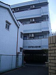 エクセル近大前[2階]の外観