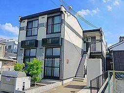 奈良県奈良市西大寺竜王町1丁目の賃貸アパートの外観