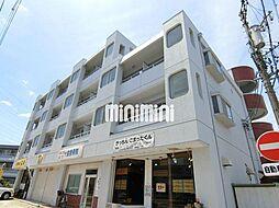愛知県名古屋市天白区元八事4丁目の賃貸マンションの外観