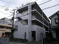 リボーン島田[4階]の外観