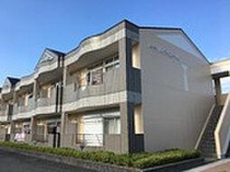 兵庫県小野市天神町の賃貸アパートの外観