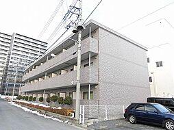 昭島コートエレガンスB棟[107号室]の外観