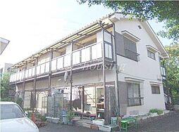東京都小金井市東町2丁目の賃貸アパートの外観