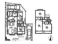 G号棟建物プラン 建物価格1、060万円(税込)
