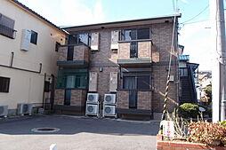 大阪府大東市諸福5の賃貸アパートの外観