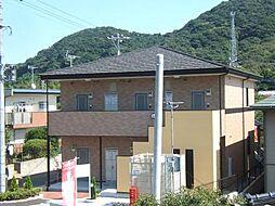 カレント上吉田ⅠC[2階]の外観