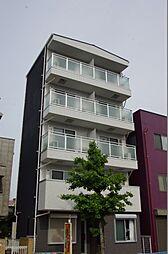 神奈川県横浜市南区睦町1丁目の賃貸マンションの外観
