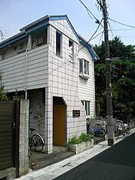 東京都練馬区西大泉3丁目の賃貸アパートの外観
