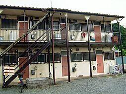 高城荘[2階]の外観