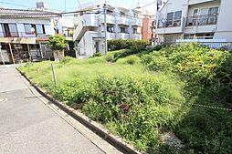 新宿区北新宿3丁目 建築条件なし土地