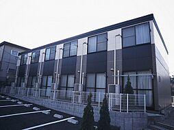レオパレスピクシー八ヶ崎[1階]の外観