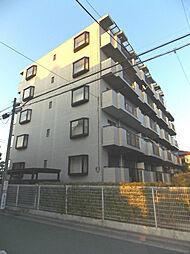 埼玉県さいたま市南区文蔵3丁目の賃貸マンションの外観