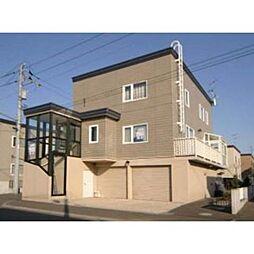 [一戸建] 北海道札幌市西区八軒八条東3丁目 の賃貸【/】の外観