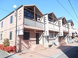 [テラスハウス] 大阪府豊中市熊野町3丁目 の賃貸【/】の外観