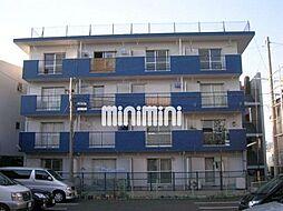 海老塚マンション東[1階]の外観