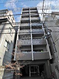 京都府京都市中京区瓦之町の賃貸マンションの外観