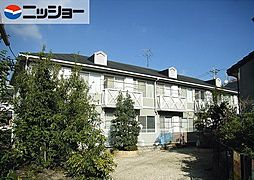 ボナール松井[1階]の外観