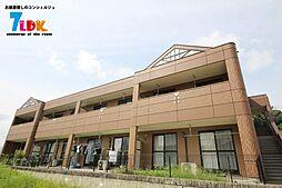 奈良県吉野郡大淀町大字新野の賃貸マンションの外観