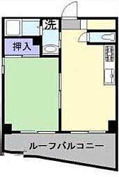 アクシア駒込[1階]の間取り