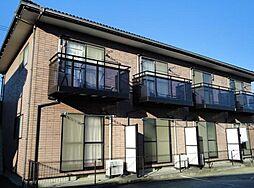 東京都世田谷区上祖師谷6丁目の賃貸アパートの外観
