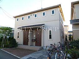 [テラスハウス] 東京都小金井市前原町4丁目 の賃貸【/】の外観