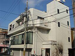 西田ビル[302号室]の外観