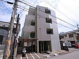 兵庫県神戸市垂水区千鳥が丘3丁目の賃貸マンションの外観