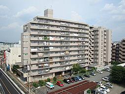 ハイツ狭山[3階]の外観