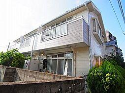 三建ハイツ新松戸II[1階]の外観